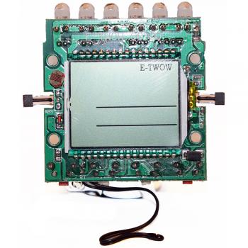 Дисплей электросамоката модели E-TWOW S2 Master 24v